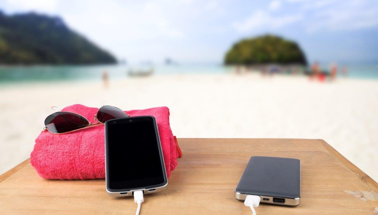 Travel Charger and Power Bank